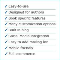 Author Websites Made Easy