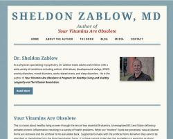 Sheldon Zablow, MD
