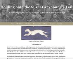 Holding onto the Silver Greyhound's Tail
